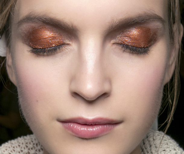 bronze eyeshadow for spring