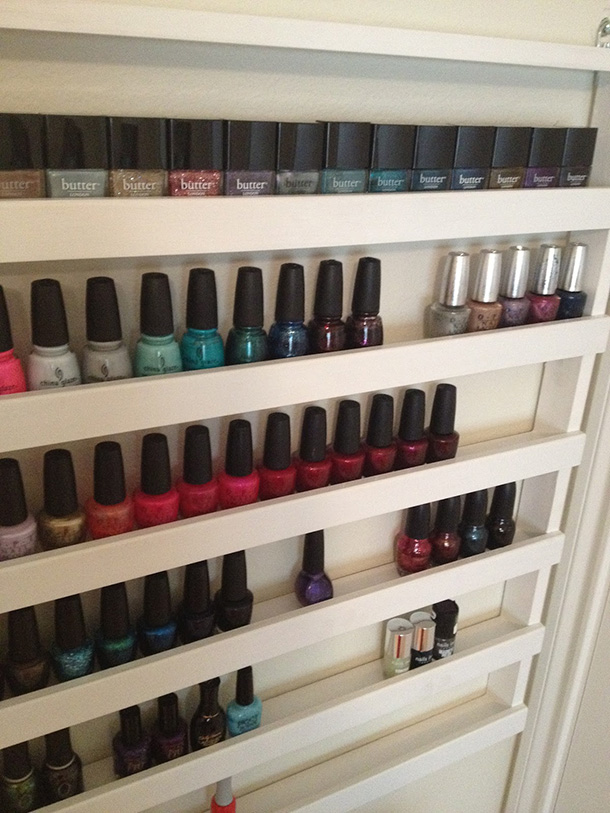 8 Nail Polish Organizer Ideas You Ll Want To Copy