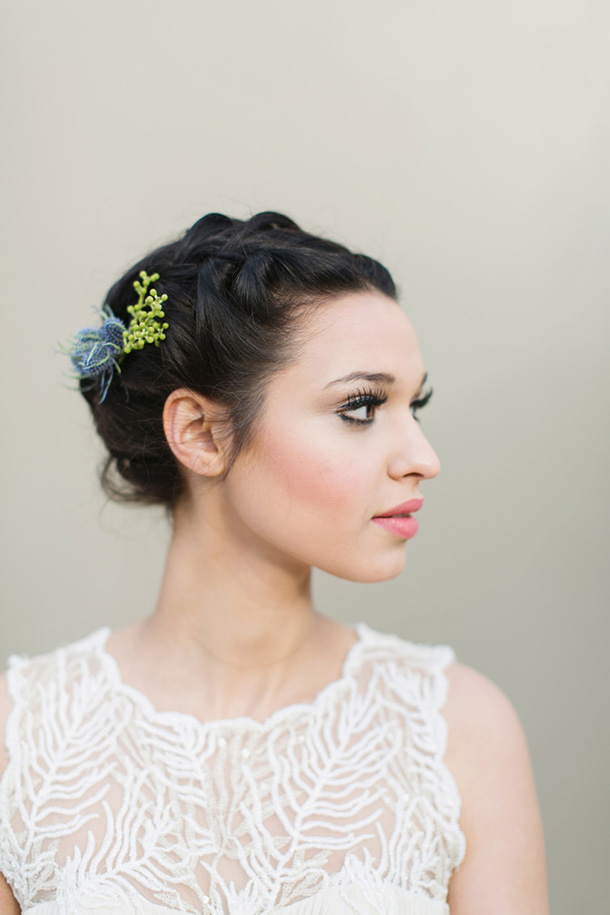 7 Gorgeous Wedding Hairstyles for Short Hair