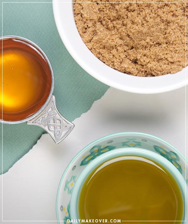 diy brown sugar scrub recipe