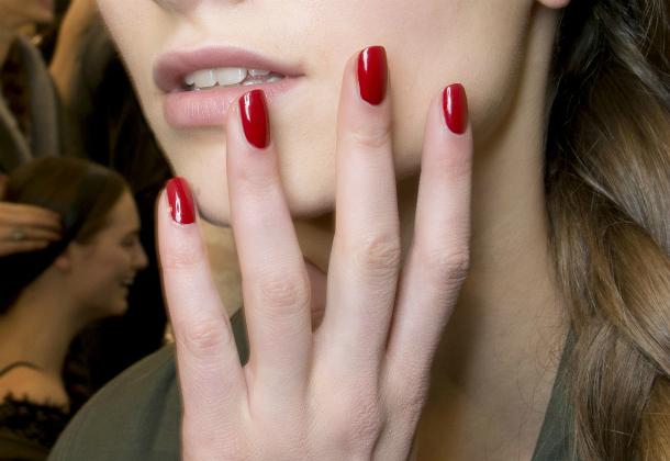 gel manicure damage