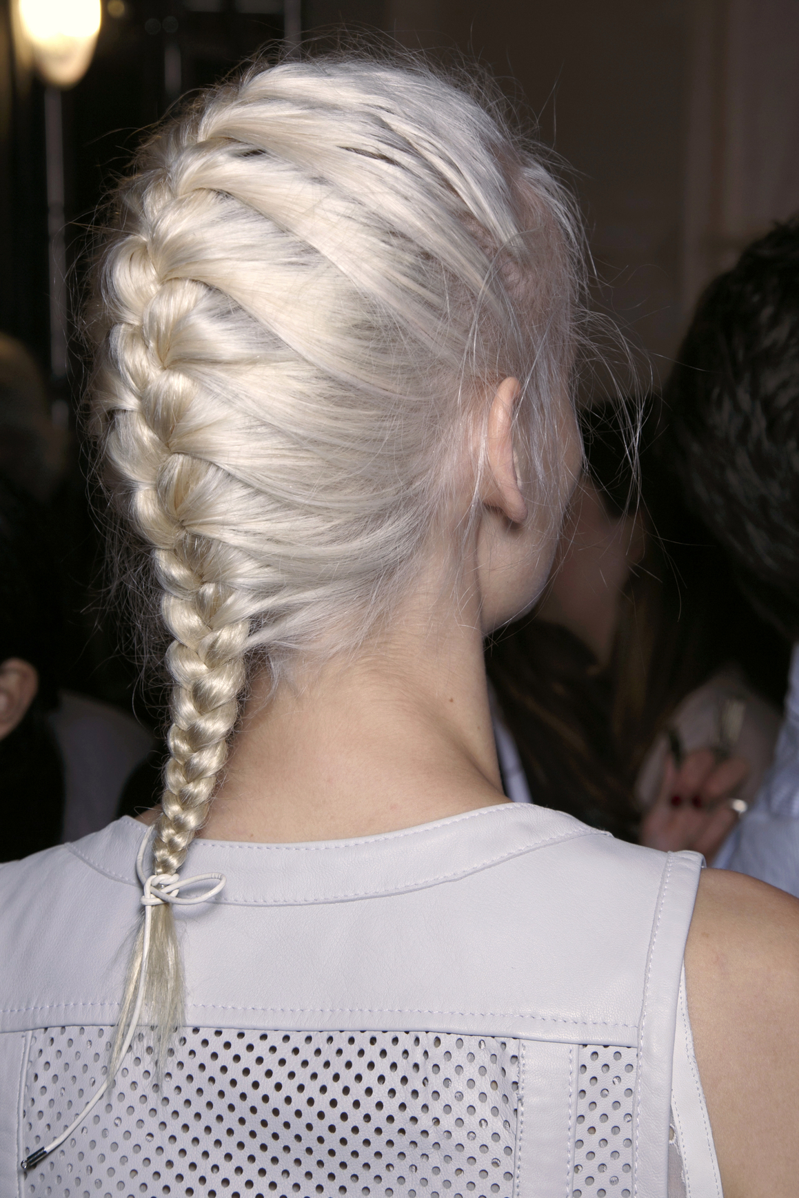 Heres How To French Braid Your Own Hair Stylecaster