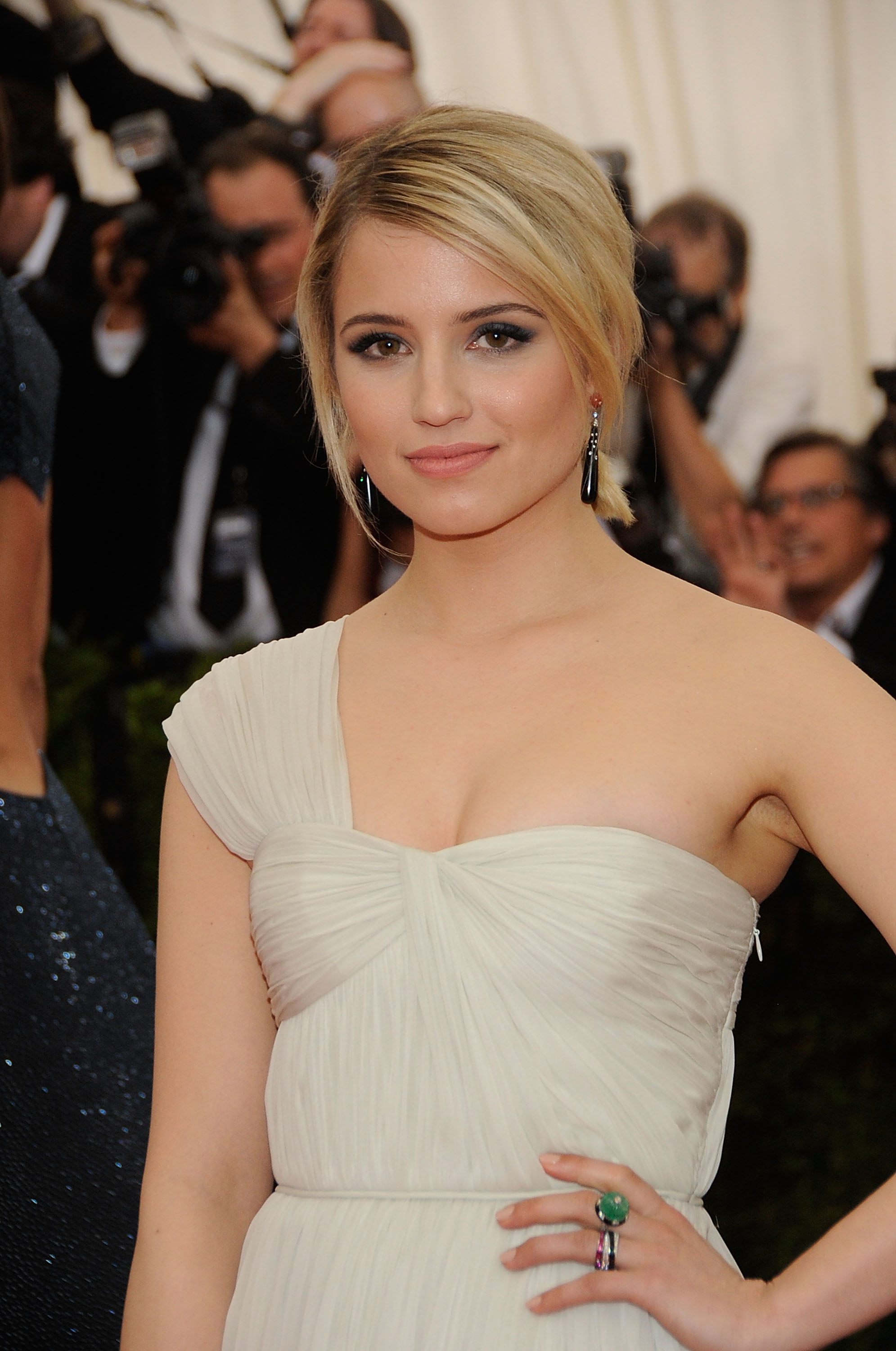 dianna agron beauty secrets