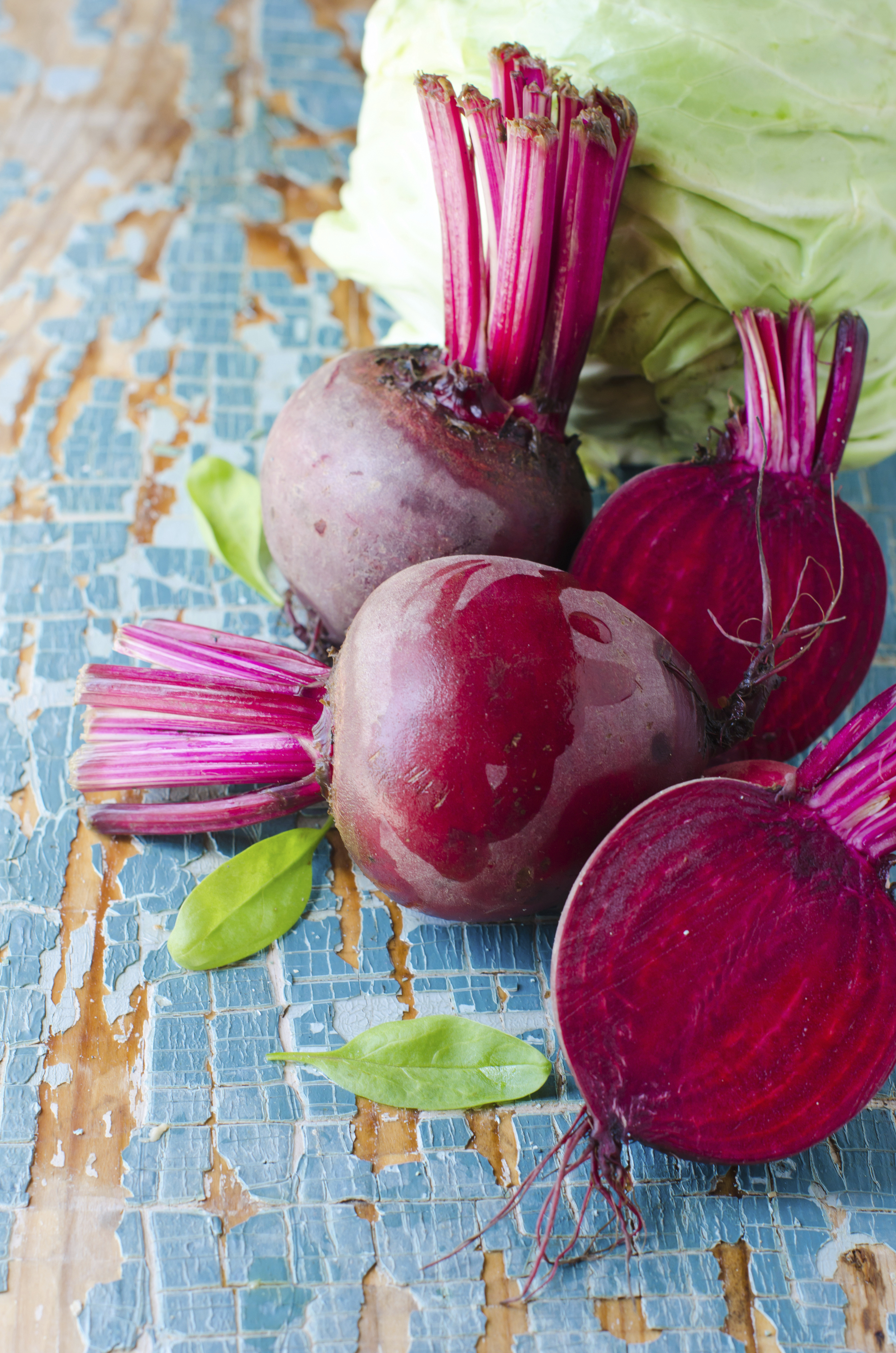 DIY beets beauty