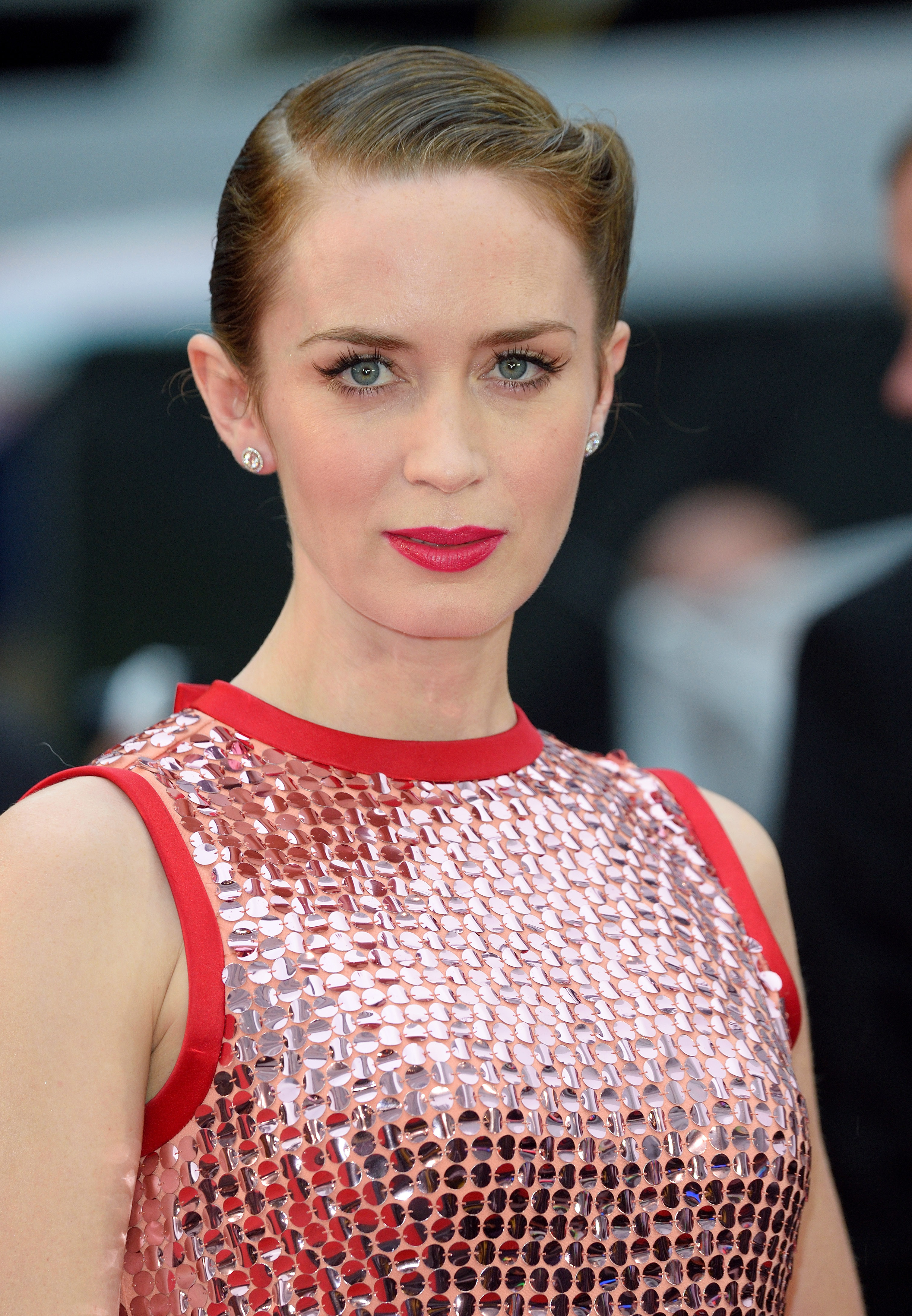 News: Emily Blunt's Secret for Glowing Skin Pat McGrath's New MakeupLine
