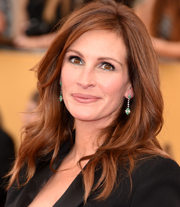 julia roberts favorite beauty products story