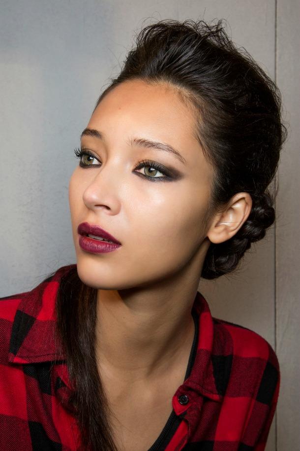 berry lipstick story