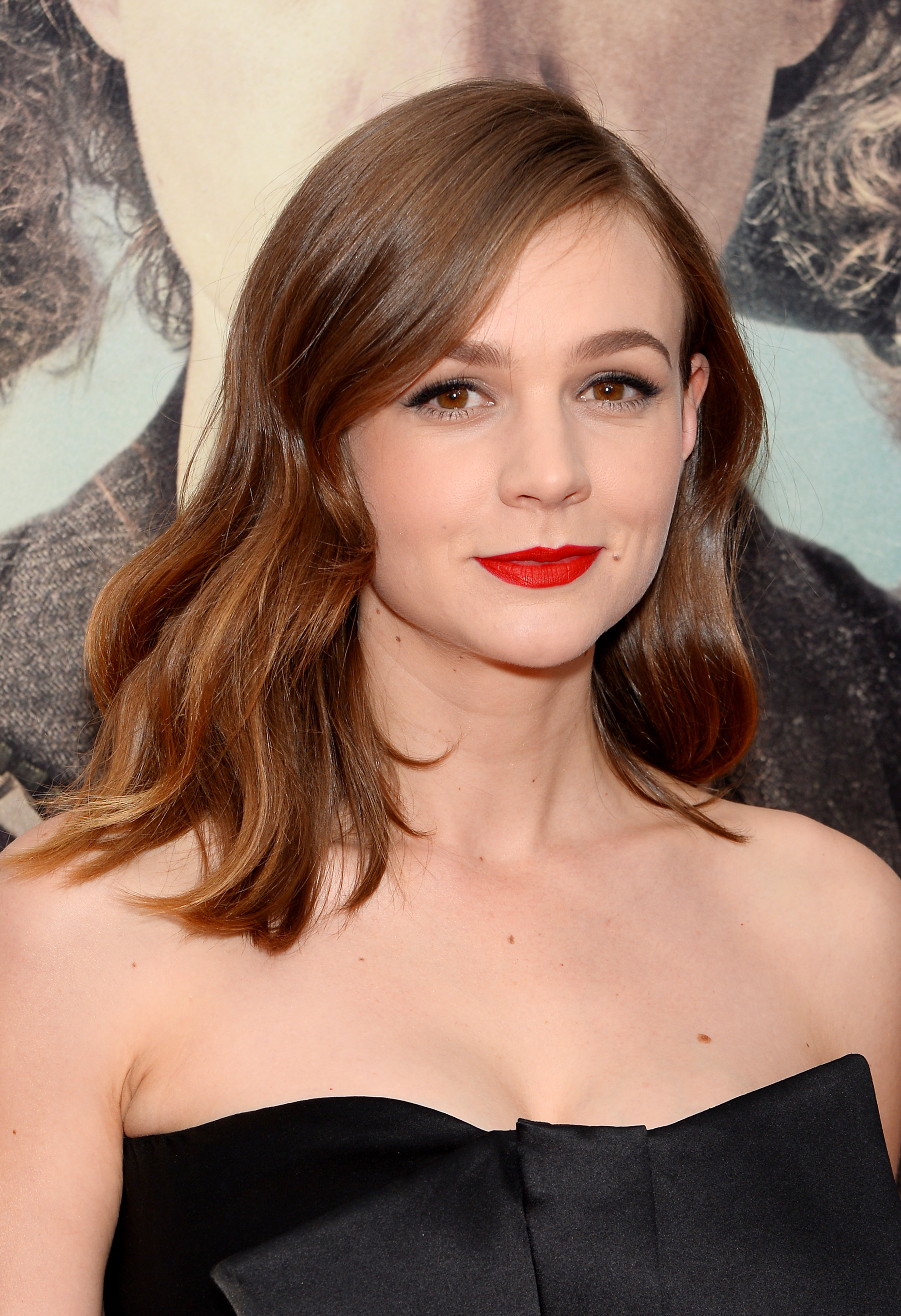 Get The Look Carey Mulligans Suffragette Hairstyle Stylecaster