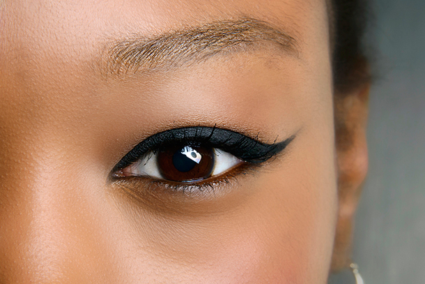 cat eye eyeliner ideas 7 Eyeliner Ideas Anyone Can Do