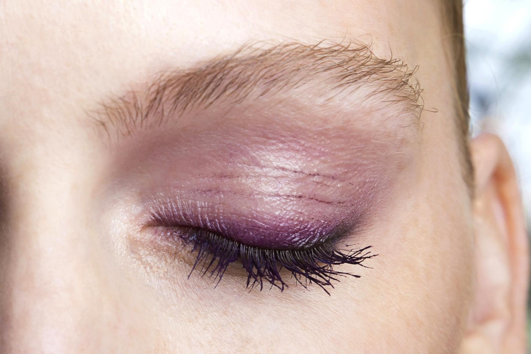 eyeliner purple ideas