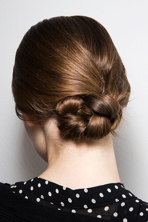 fall wedding hair