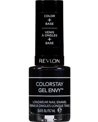 revlon black nail polish