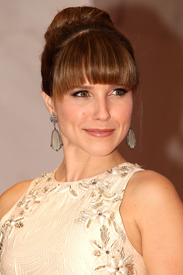 The Best Sophia Bush Hair And Makeup Moments Stylecaster