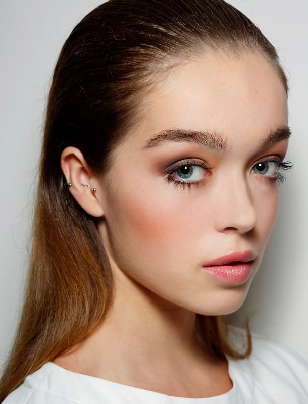 blush face shape tips