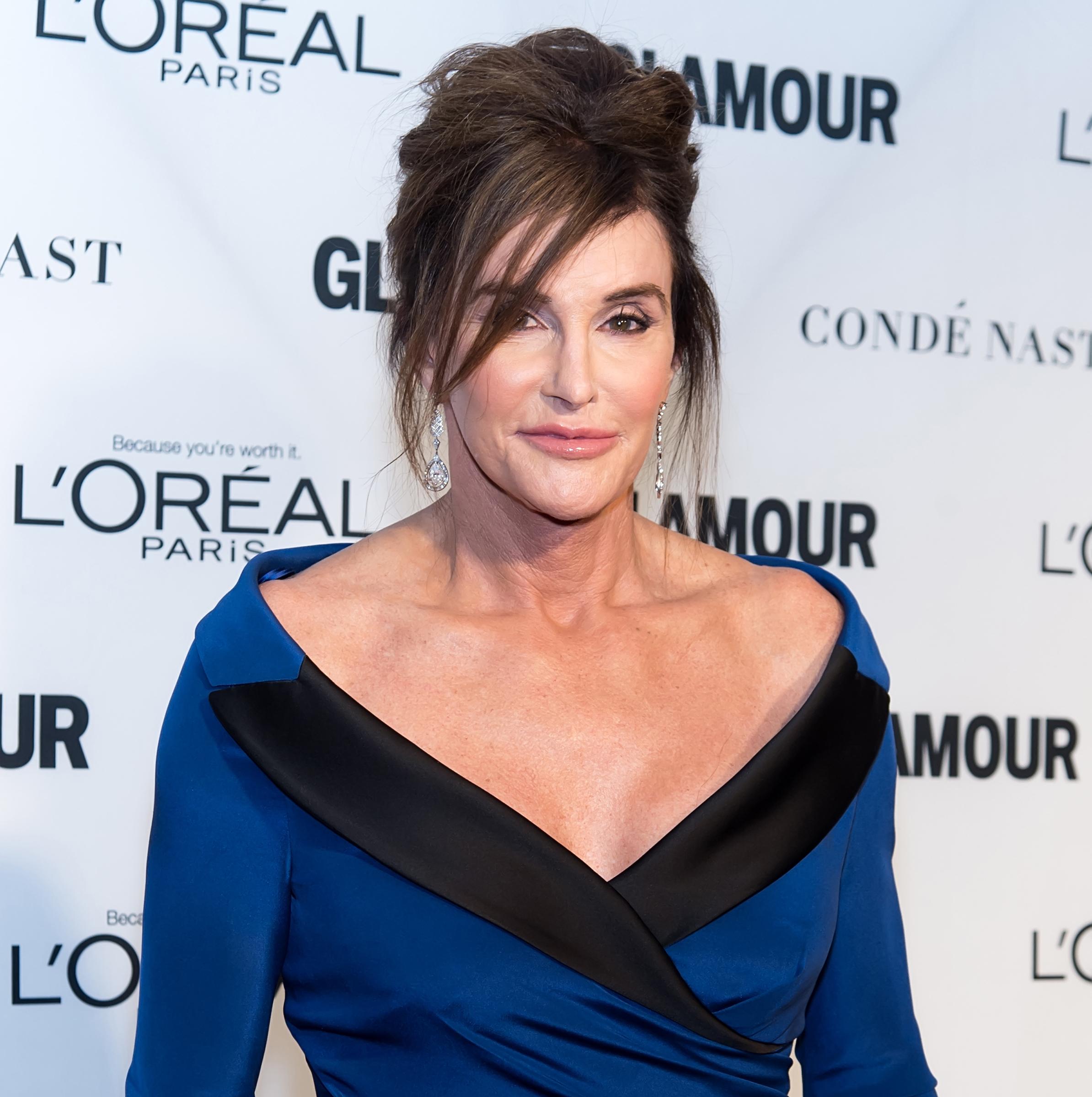 caitlyn jenner glamour awards
