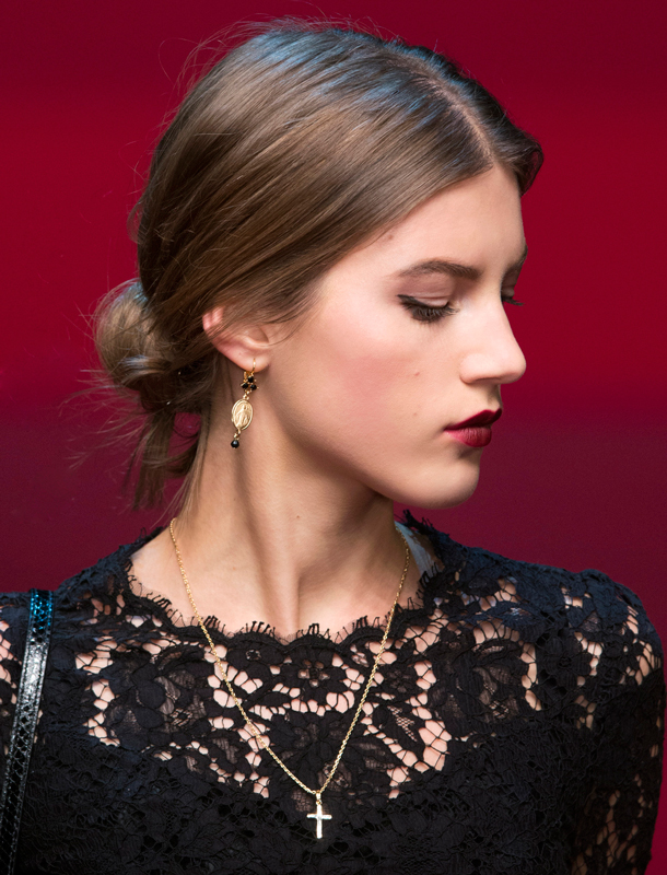 Holiday Updo Tips For Your Best Look Yet Stylecaster