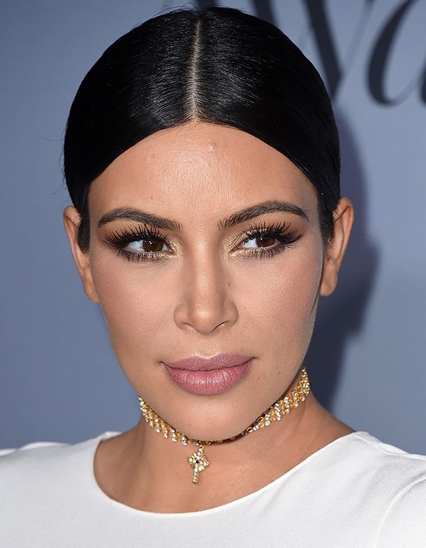 kim kardashian brows
