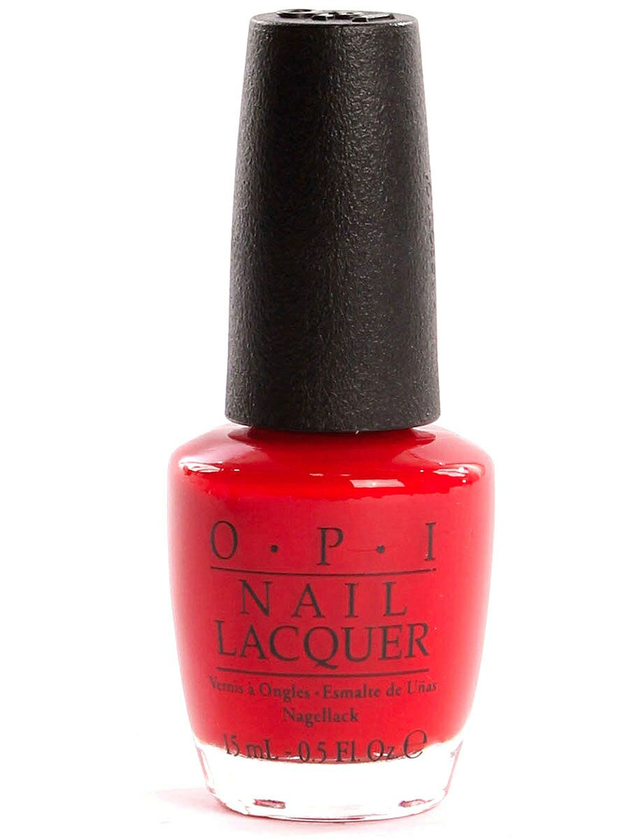 The 5 Best Red Nail Polishes Ever Stylecaster