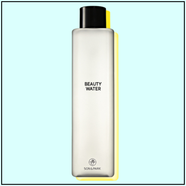 son and park beauty water toner