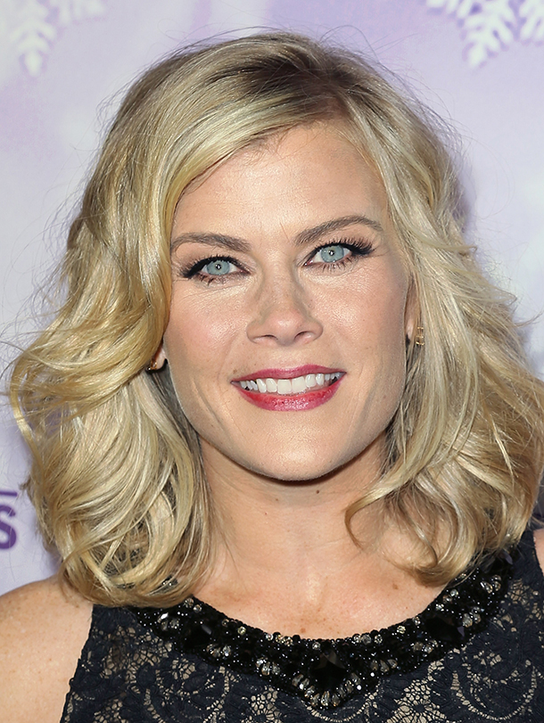 alison sweeney interview Alison Sweeney Talks Fitness Motivation and the Best Makeup Tip Shes Learned On Set
