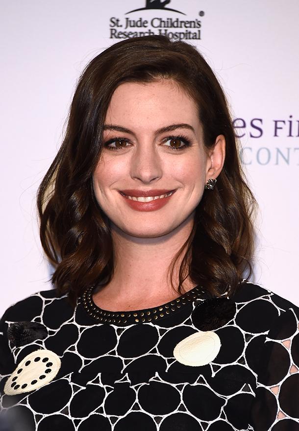 Anne Hathaway News