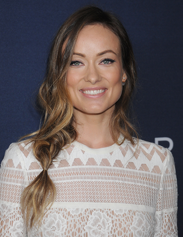 olivia wilde hair Olivia Wilde Just Wore the Braid of Your Dreams