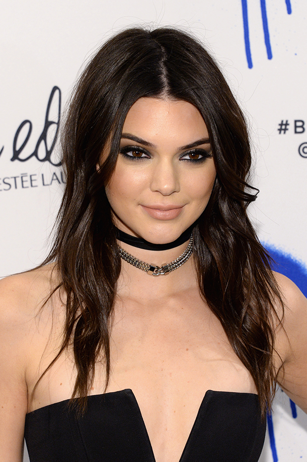 kendall jenner makeup Now THIS is How You Wear a Smokey Eye