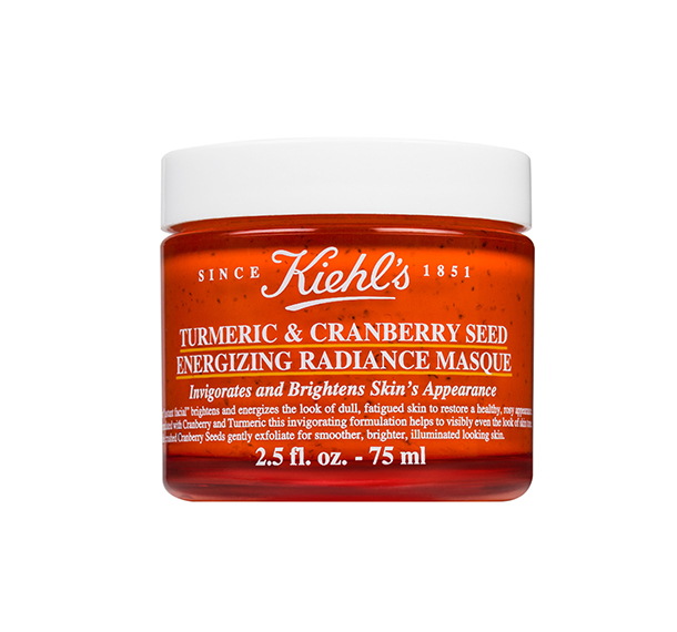 kiehls tumeric face mask The Face Mask That Gives You Glowing Skin in 10 Minutes