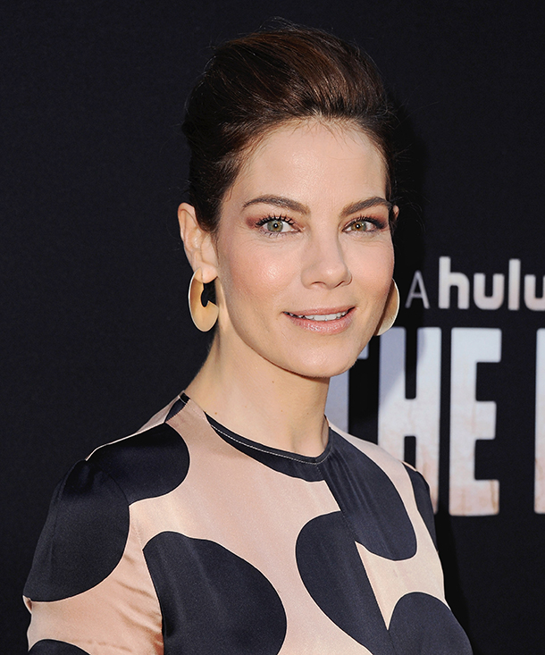 michelle monaghan makeup Michelle Monaghan Proves Monochromatic Makeup is a Must