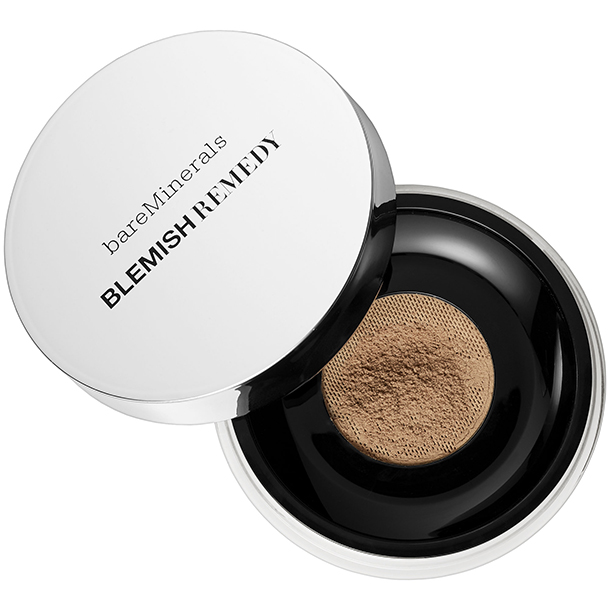 bare mineral blemish remedy powder Game Changer: Makeup That Fights Acne While Offering Full Coverage