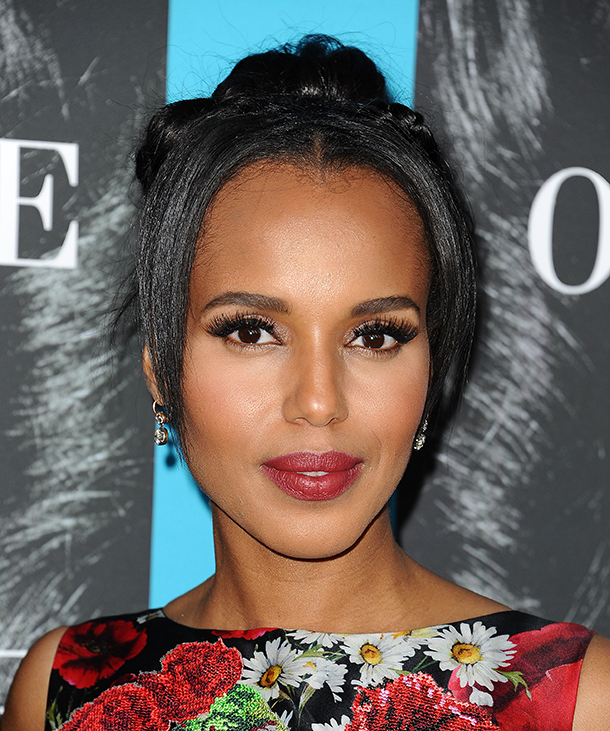 Makeup Tips From The Pro Who Gets Kerry Washington Camera Ready